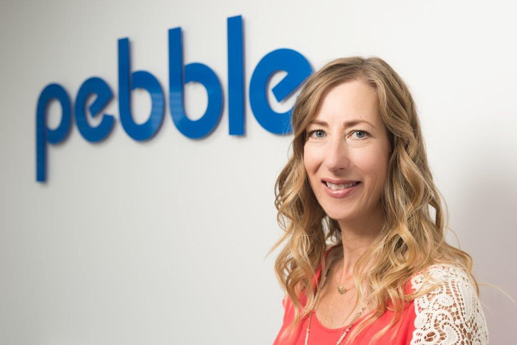 Clare Burkett, Pebble Financial
